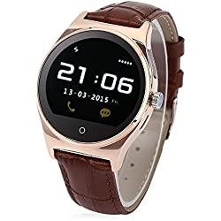 GBlife RWATCH Bluetooth 4.0 Smart Watch Health Monitor Camera Remote Information Push Water/ Dust Resistance