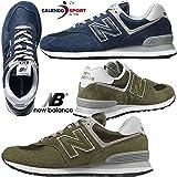 New Balance 574 Core - Zapatillas para hombre, Azul (Black Iris Gn) 42.5 EU