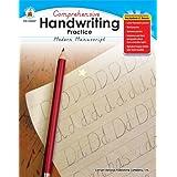 Comprehensive Handwriting Practice: Modern Manuscript