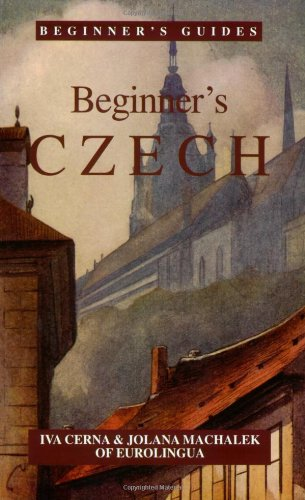Beginner's Czech (Beginner's Guide)