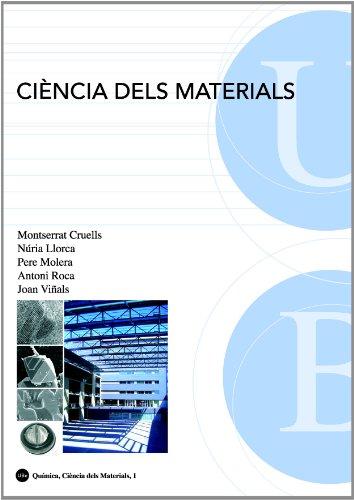 Ciència dels materials por Antonio Roca Vallmajor