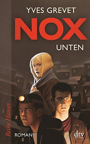 NOX. Unten: Roman