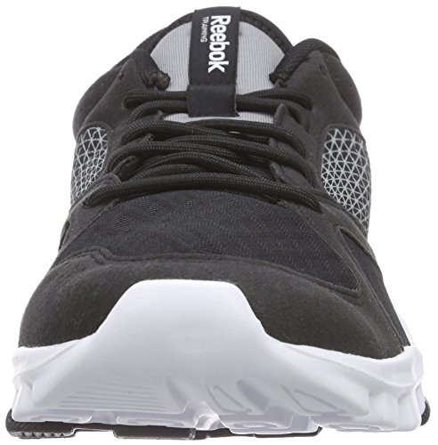 Reebok Yourflex Train 7.0 Herren Hallenschuhe Schwarz (Black/Flat Grey/White)