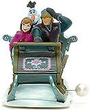 Ufficiale Disney congelato Anna, Olaf e Kristoff Wind Up Toy Sleigh