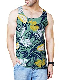 51fb92587cc Sleeveless Men's T-Shirts: Buy Sleeveless Men's T-Shirts online at ...