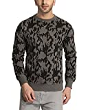 #8: Tinted Men's Cotton Blend Camouflage / Army Sweatshirt