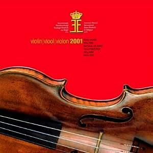 Queen Elizabeth Competition - Violin