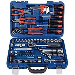 proficraft PROFI Werkzeugkoffer gefüllt - Bordwerkzeug für Boot & Schiff