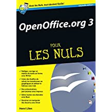 OpenOffice.org 3.X Pour les Nuls