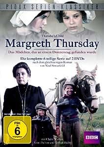 Margreth Thursday - Das Mädchen, das an (DVD)