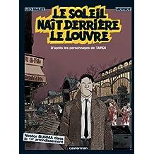 Nestor Burma : Le soleil naît derrière le Louvre