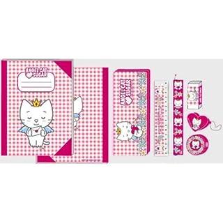 United Labels Angel Cat Sugar 7-teiliges Schreibset UL-199753
