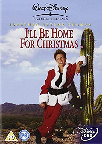 WALT DISNEY PICTURES I'll Be Home For Christmas [DVD]