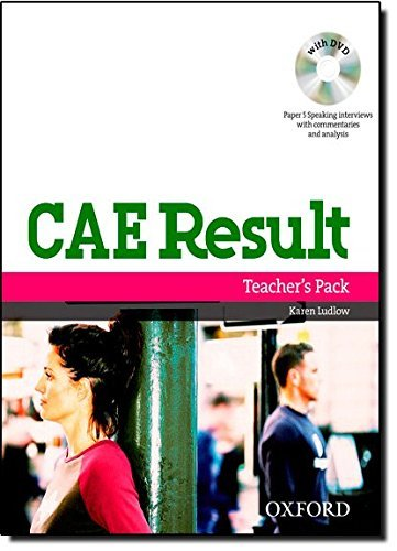CAE Result, New Edition: Teacher's Pack including Assessment Booklet with DVD and Dictionaries Booklet by Paul A. Davies (2008-09-15)