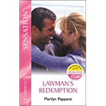 Lawman's Redemption (Sensation) by Marilyn Pappano (2003-03-21)