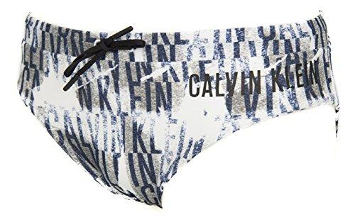 Preisvergleich Produktbild Unterhose Slip Mann Meer Swimwear CK CALVIN KLEIN Artikel KM0KM00140 BRIEF LOGO