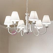Amazon.it: lampadario bianco
