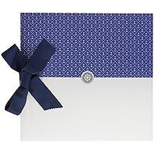 Edima 700725 - Libro de firmas de boda con lazo