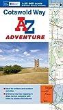 Cotswold Way Adventure Atlas (A-Z Adventure Atlas)
