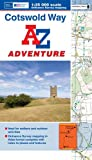 Cotswold Way Adventure Atlas (A-Z Adventure Atlas)