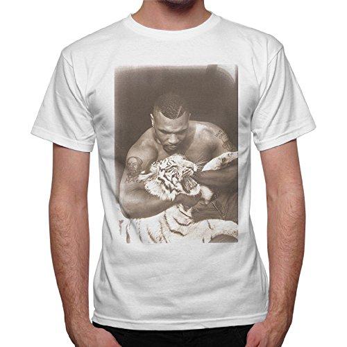 t-shirt-uomo-maglia-mike-tyson-tiger-animale-tigre-bianco-xl