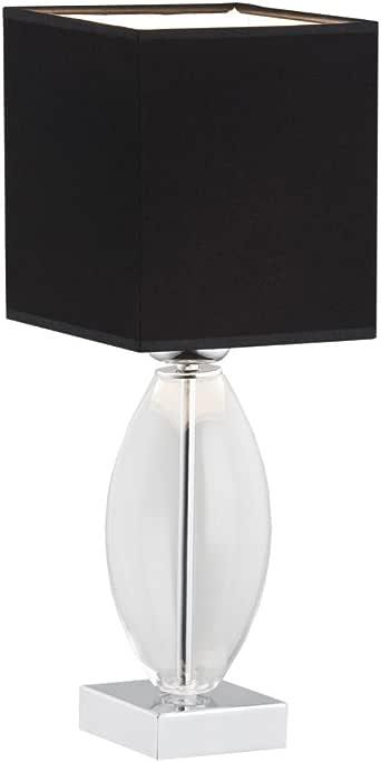 Moderno tavolo lampada 1 X 60 WE27 Nicea 3365 Argon: Amazon