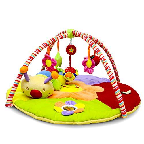 Duzzes Gimnasio Para Bebes Manta De Juego Actividad Para El Desarollo Sensorial Mantita De Aprendizaje...