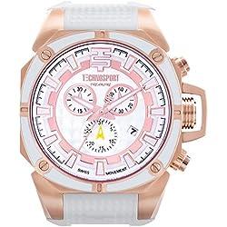 TechnoSport Unisex Chrono Uhr - DREAMLINE rose gold