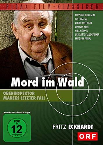 Mord im Wald - Oberinspektor Mareks letzter Fall