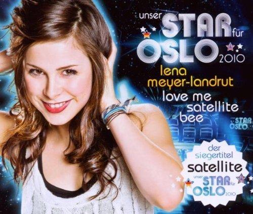 Satellite (Gewinner Euro-Vision-Songcontest) Dieser Titel wird in unterschiedlichen Covervarianten ausgeliefert (Euro-vision)