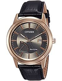 Citizen Analog Grey Dial Men's Watch-AW7013-05H