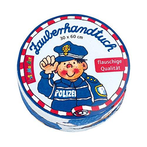 uberhandtuch Paul der Polizist, 30 x 60 cm (Polizei Kleid Für Kind)