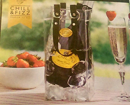 stylish-chill-fizz-luxury-ice-bottle-bag-with-sturdy-leatherette-handles