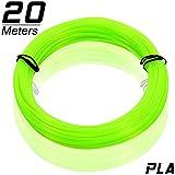 3D MARS 3D Druckstifte PLA Filament Stift für 3D Printer fluoreszierende Grün