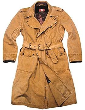 Kakadu Australia - Abrigo - para hombre marrón mostaza Talla única
