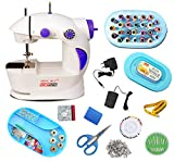Regrid Rgd-Cmb07 4In1 Portable & Compact Electric Sewing Machine