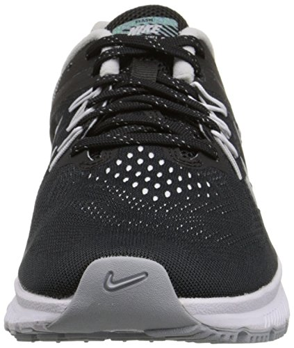 Nike 807280-002, Sneakers trail-running femme Noir