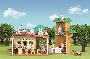 Sylvanian Families–Nursery, School Bus