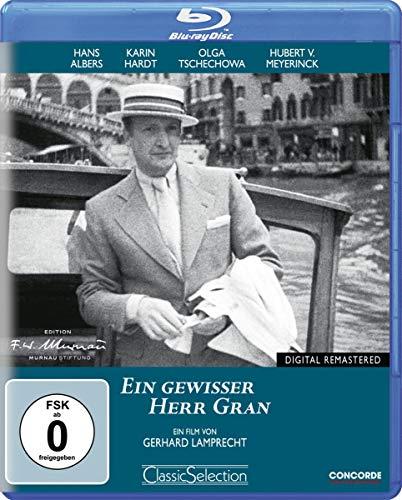 Ein gewisser Herr Gran [Blu-ray]
