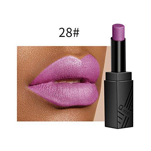 Liquidation !!! OSYARD Beauté Lèvre Lingerie Velours Mat Liquide Rouge à lèvres Imperméable Lèvregloss Maquillage 17 Shades(#11)