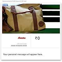 Flat 12% off at checkout  Bata E-Gift Card
