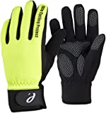 Elite Cycling Project Malmo Waterproof Winter Cycling Gloves Padded Palms Thinsulate Lined