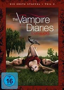 The Vampire Diaries - Die erste Staffel - Teil 2 [3 DVDs]