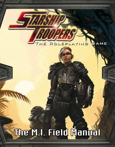 Preisvergleich Produktbild Starship Troopers Mobile Infantry Field Manual