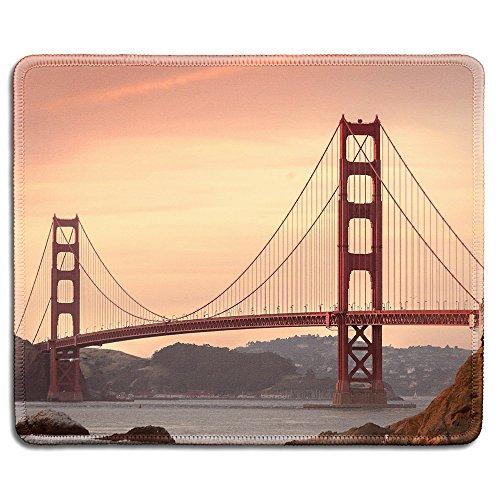Art Mousepad Serie Golden gate bridge.