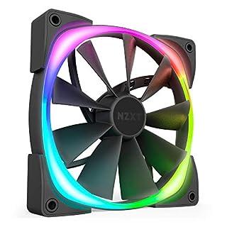 Aer RGB 2 140mm Gehäuselüfter for HUE 2 schwarz