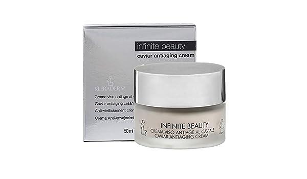 Caviar Face Cream Antiage Kleraderm Infinite Beauty Caviar Anti