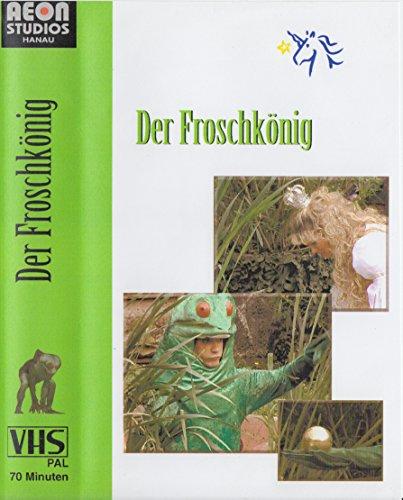 Der Froschkönig - Ein Original-Video der Hanauer Brüder-Grimm-Festspiele 1998