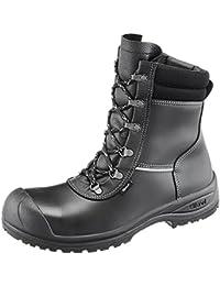 Groundwork GR387 L - Zapatos de Seguridad de Cuero Unisex, Color Beige, Talla 45