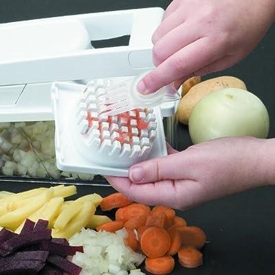 Lacor 60344 Coupeur de Légumes et Chips